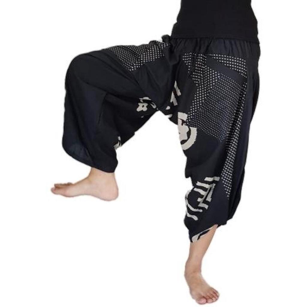 SAMURAI PANTS กางเกงซามูไรAMURAI PANTS กางเกงซามูไร