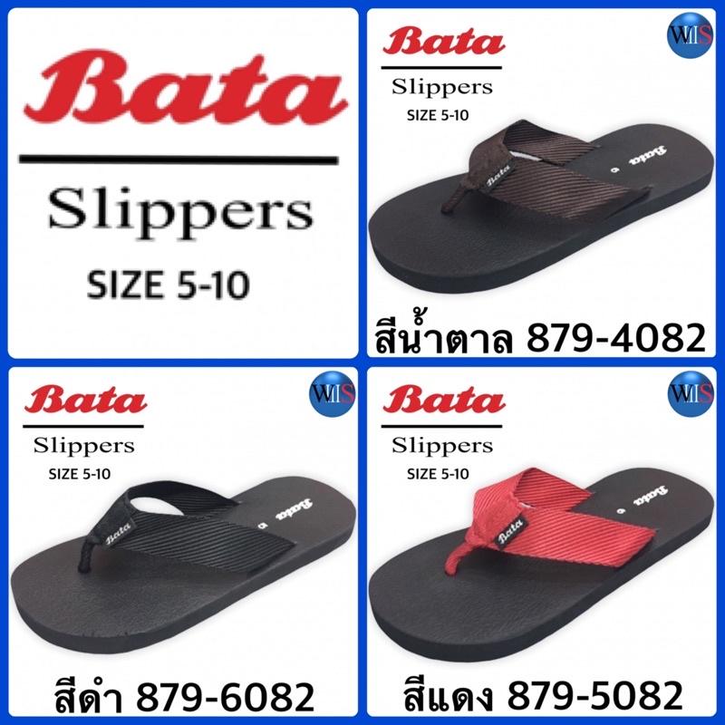 Bata รองเท้าสลิปเปอร์ หูหนีบ.