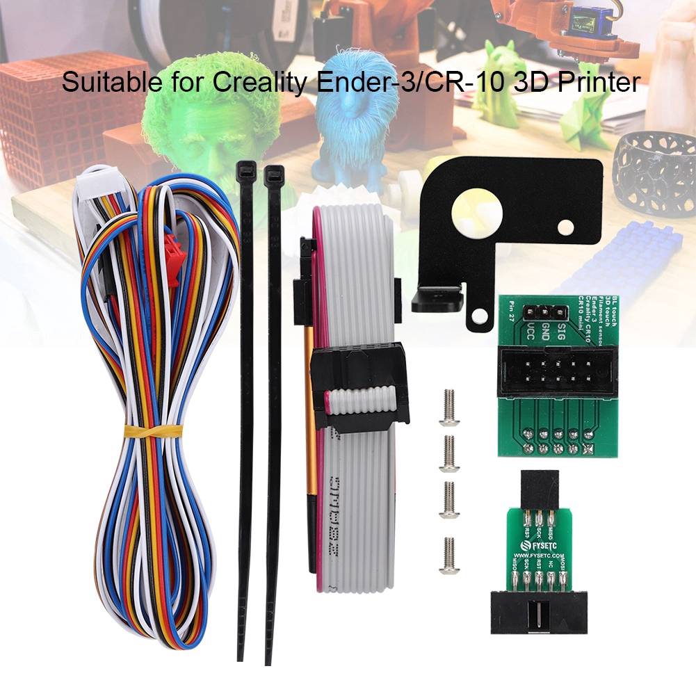 3D Printer Accessories BL-TOUCH for Creality CR-10/Ender-3 Adapter