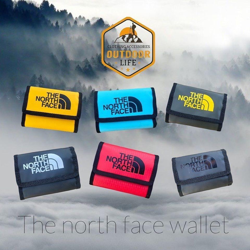 กระเป๋าสตางค์ Wallet The North Face