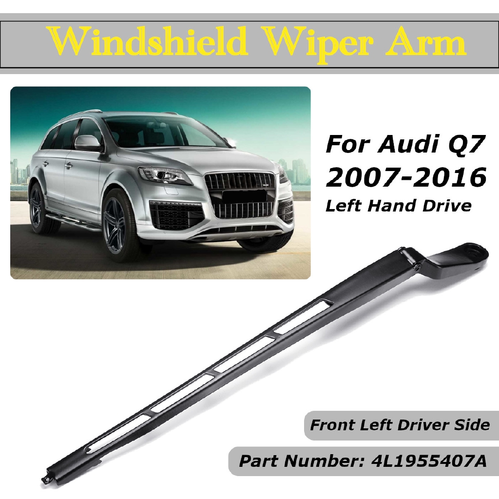 """2007- BLADE KIT FOR FIAT 500 HATCHBACK 290MM 11/"""" REAR WINDSCREEN WIPER ARM"""