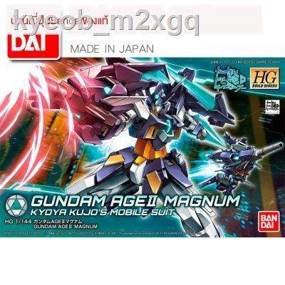 ตกแต่งรถ▣▲Bandai Gundam Assembly Model HGBD AGE2 HG 1 / 144MAGNUM Magnum Builder 225725