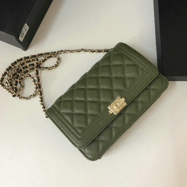 Chanel Woc Boy Bag