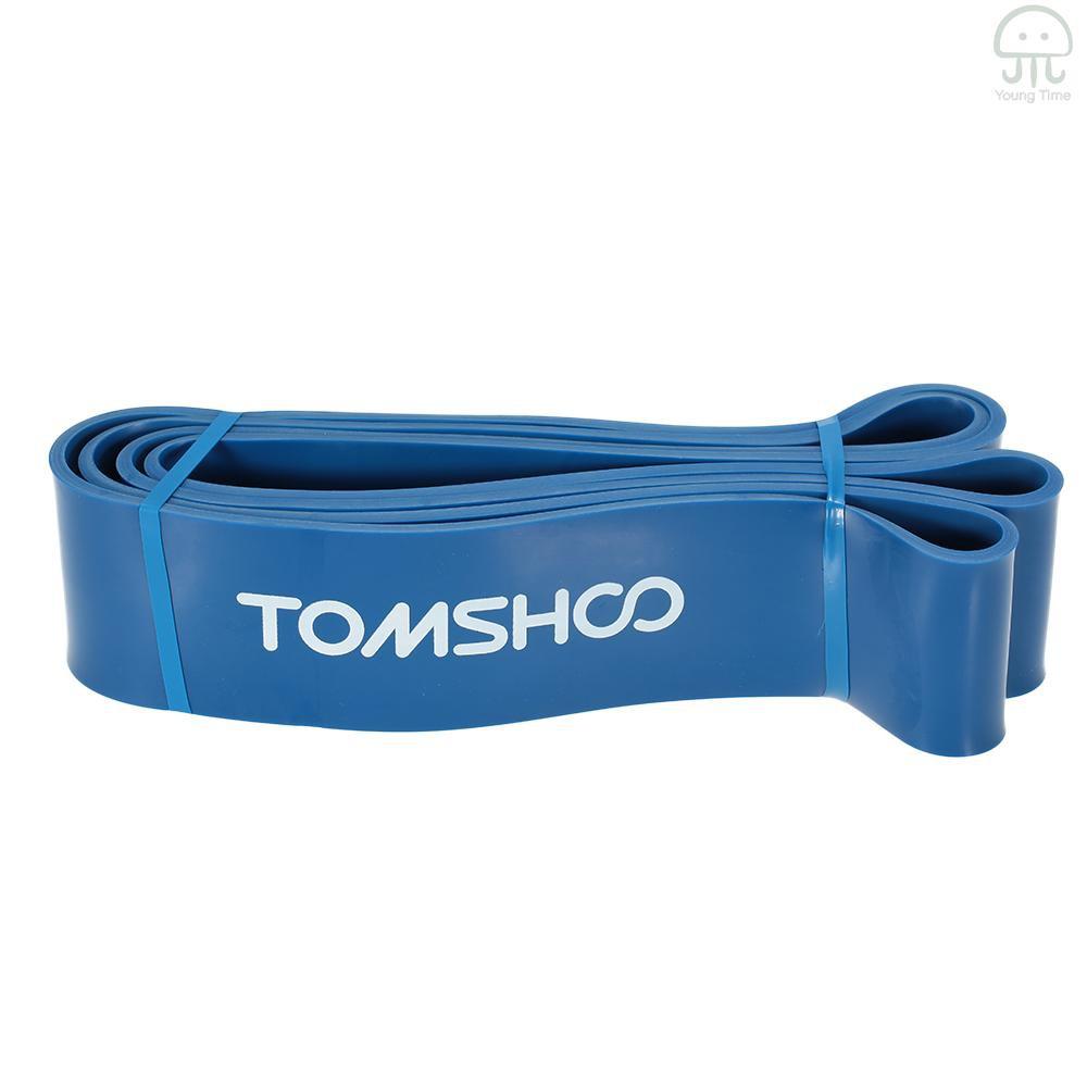 < Ready Stock > Tomshoo ห่วงยางยืดออกกําลังกาย 208 ซม .
