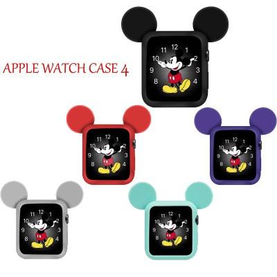 ซองซิลิโคนป้องกันมือ Case Cover สำหรับ for Apple Watch Series 6 SE 5 4 3 2 1 40mm 44mm 38mm 42mm