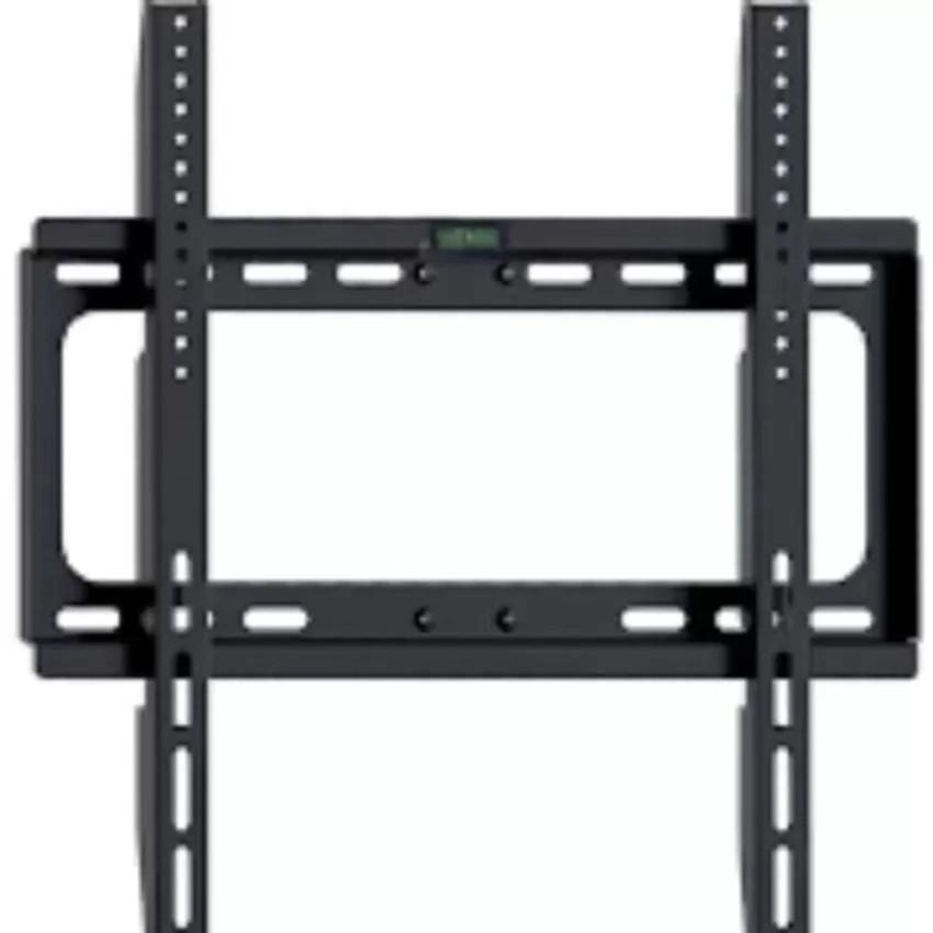 ชุดขาแขวนทีวี LCD, LED ขนาด 14-32 นิ้ว TV Bracket แบบติดผนังฟิกซ์ (Black)  #61