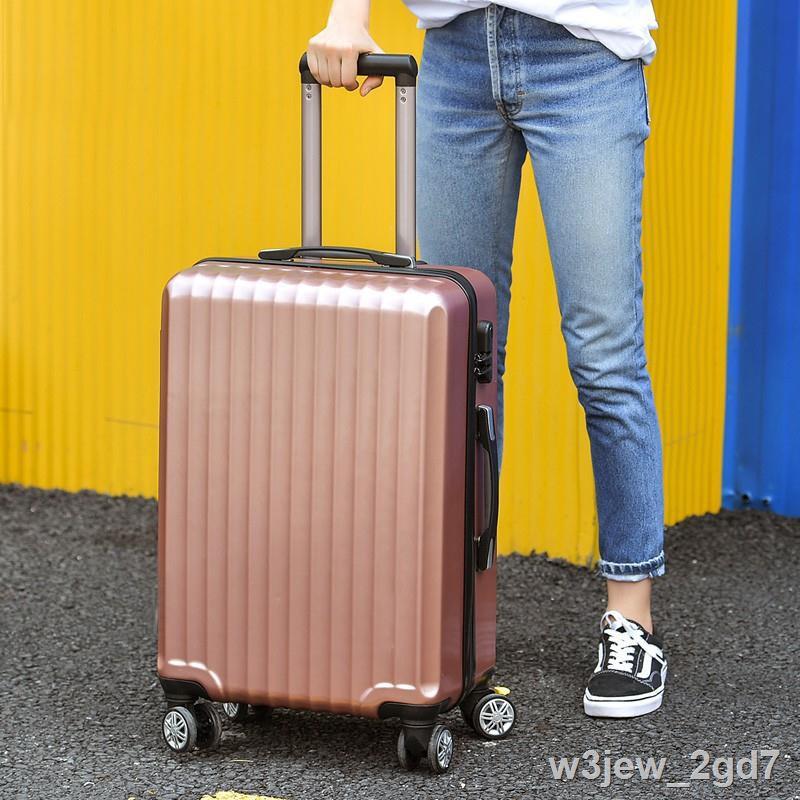 ราคาต่ำสุดↂ◐กระเป๋าเดินทาง กระเป๋าเดินทางล้อลาก 20นิ้ว 24 นิ้ว Suitcase กระเป๋าเดินทางอลูมิเนียม กระเป๋าเดินทางแบบถือ