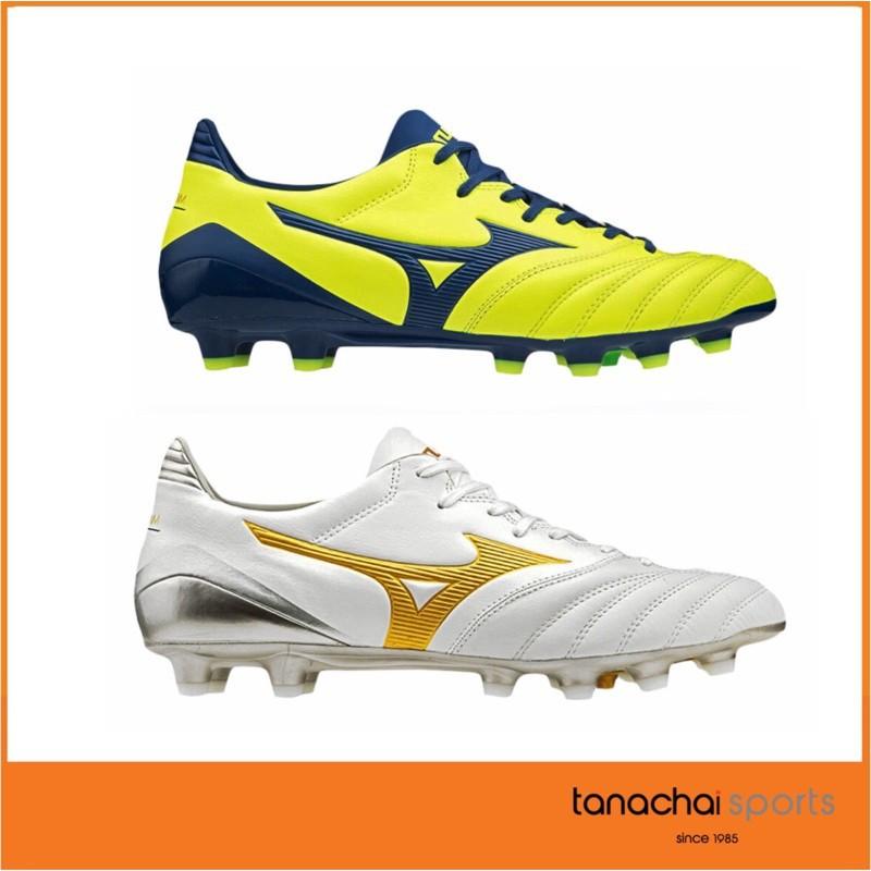♩[ของแท้ พร้อมส่ง] Mizuno Morelia Neo II KL รองเท้าฟุตบอล รองเท้าสตั๊ด ตัวรองท็อป▼