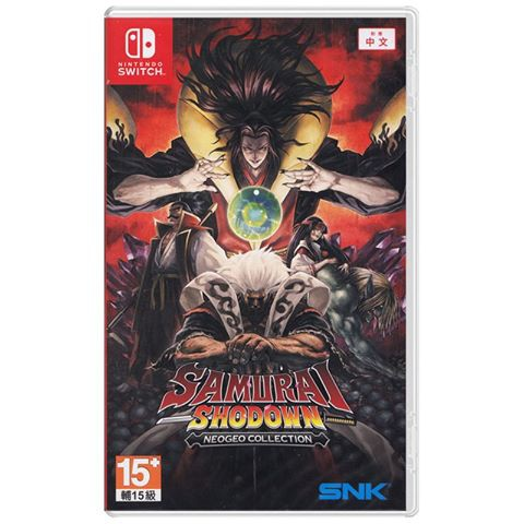 NSW SAMURAI SHODOWN NEOGEO COLLECTION (MULTI-LANGUAGE)