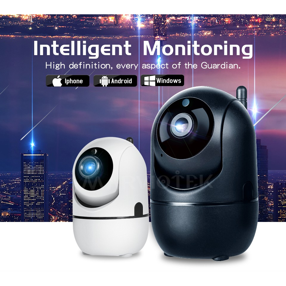 HD 1080P waterproof IP Camera WiFi Wireless Home Security netwerk 360 Degree