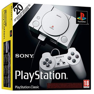 PSO PLAYSTATION CLASSIC (EURO)