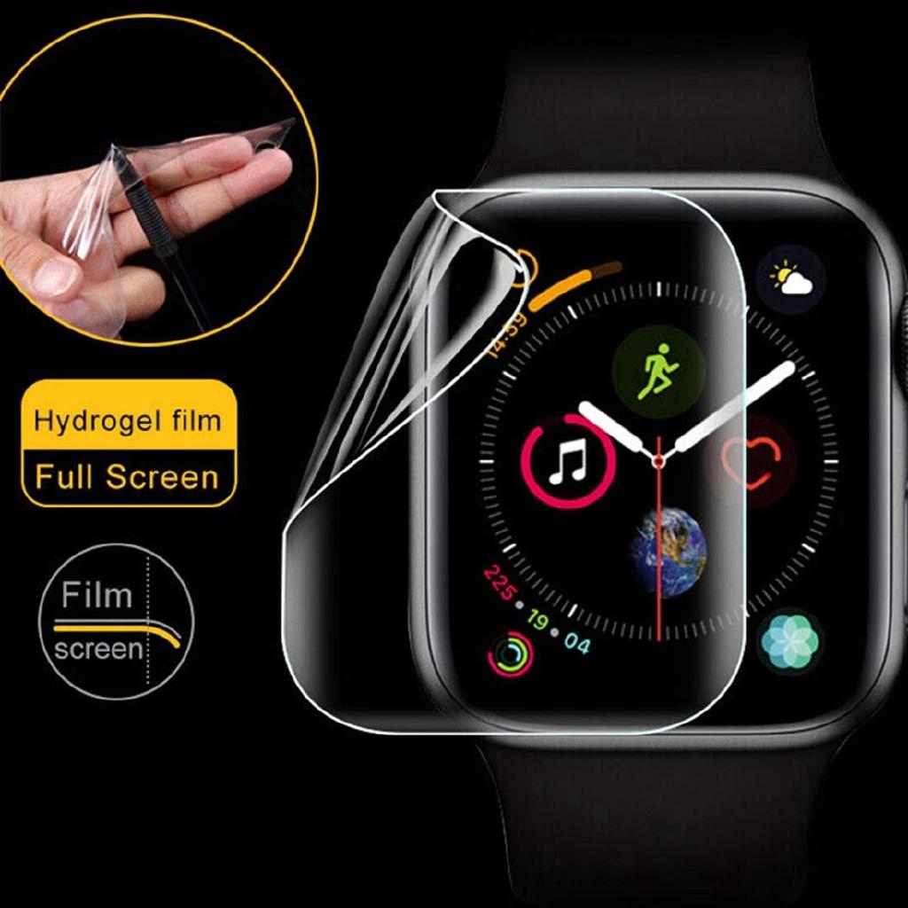 ฟิล์มกันรอยหน้าจอ สําหรับ apple watch 5 4 44 มม. 40 มม. iwatch 3 42 มม./38 มม.