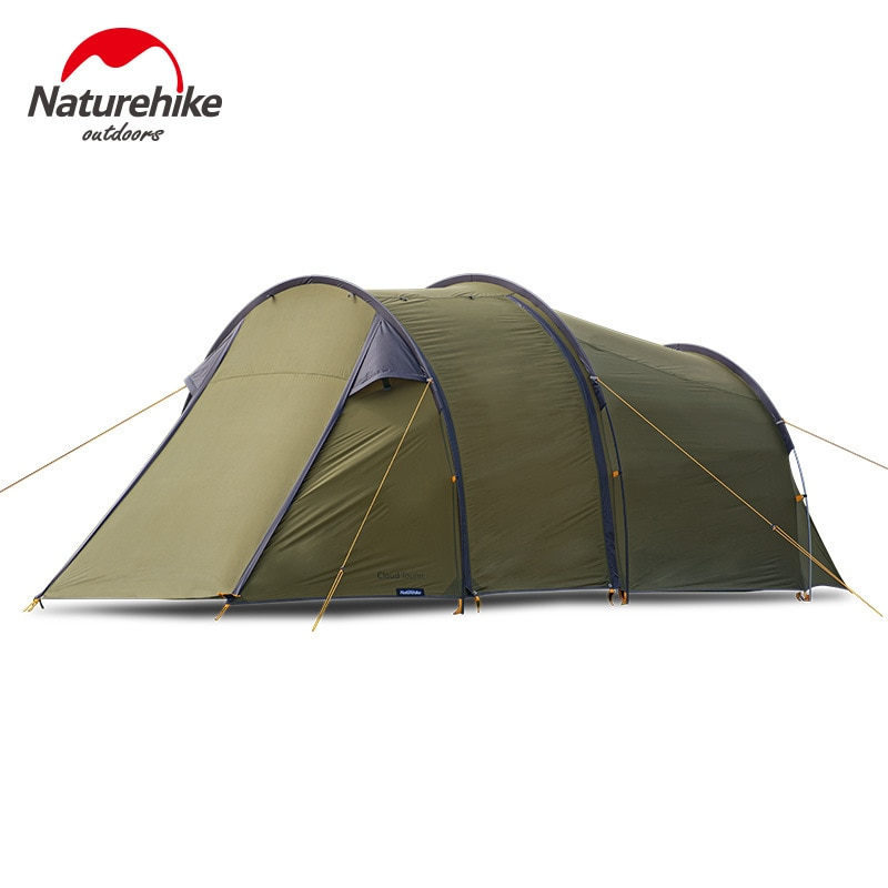 please COD Naturehike Cloud Tourer 2 Ultralight travel Motorcycle double tent Outdoor Camping Ride Self-driving Tour Rai