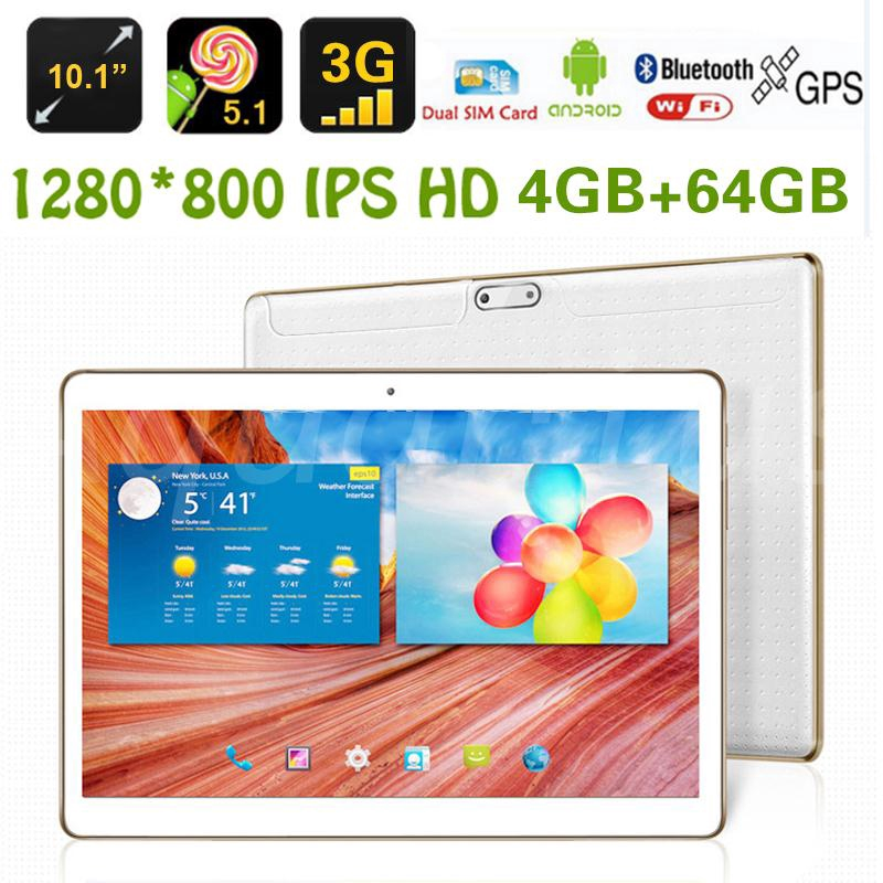 DN 2018 NEW 10 1'' 4G+64GB 2SIM Call Phone Android Octa Core Tablet PC IPS