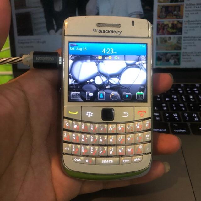 ขาย โทรศัพท์มือถือ BB 9700 อ่านรายละเอียดก่อนสั่งซื้อ