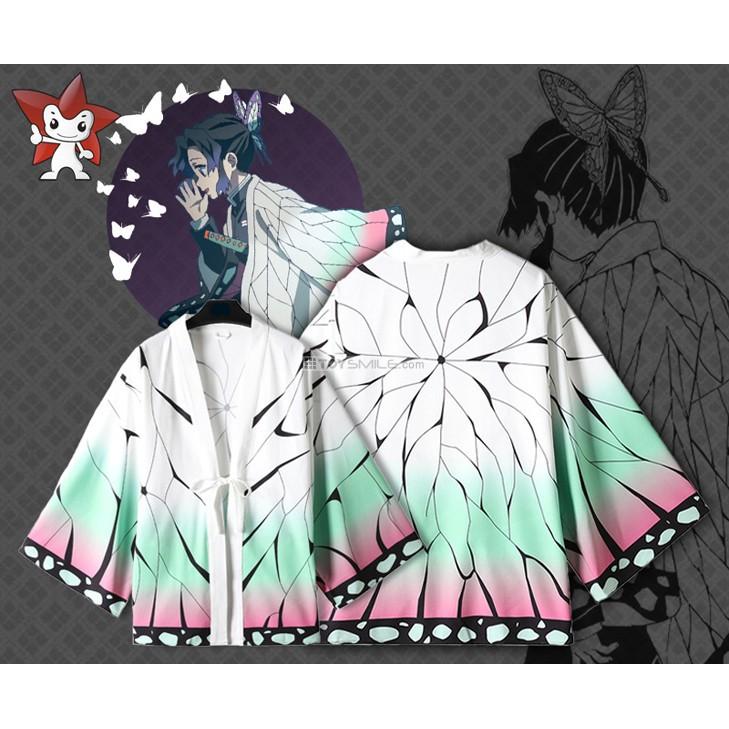 เสื้อคลุม ยูกาตะ Shinobu Kocho
