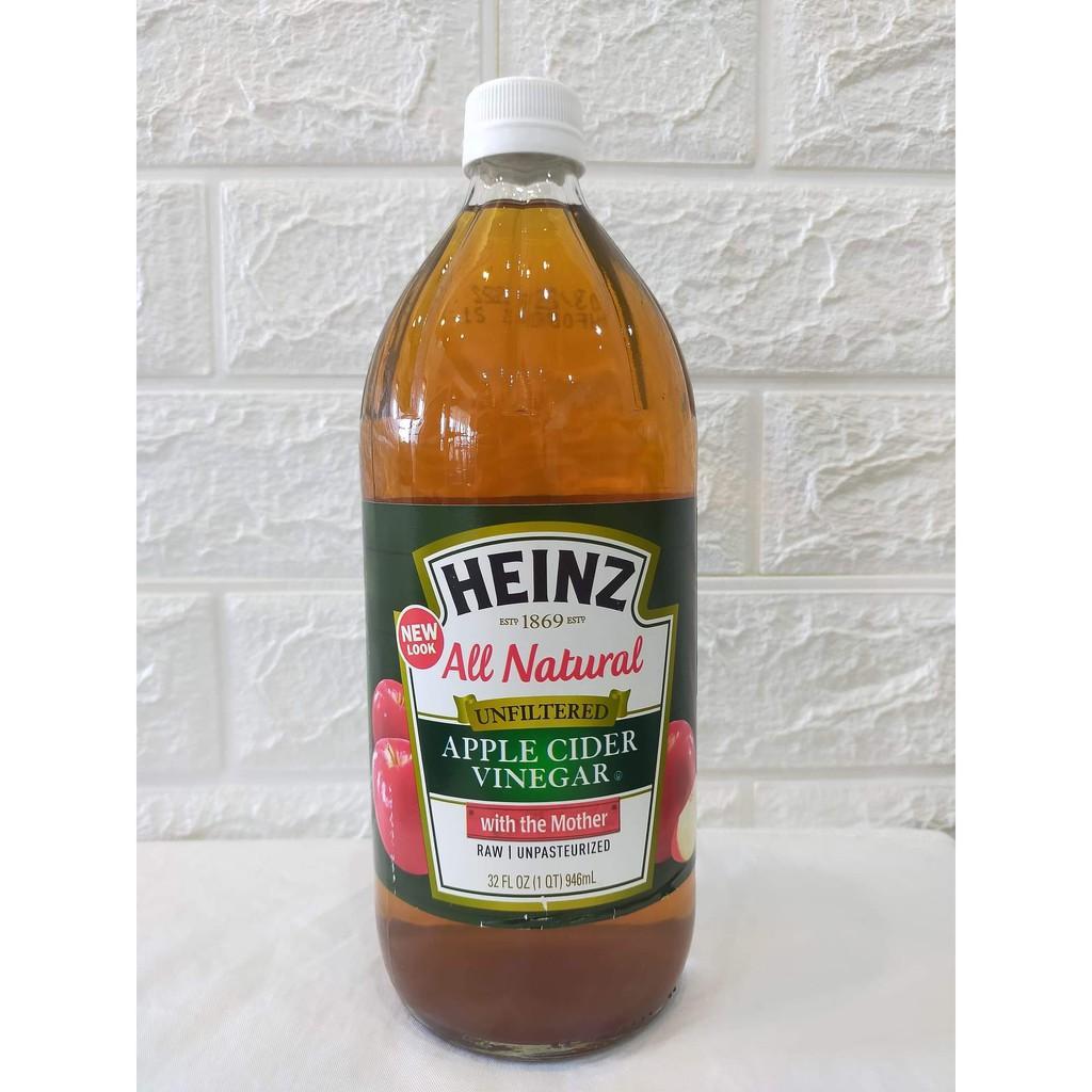 HEINZ Apple Cider Vinegar 946ml