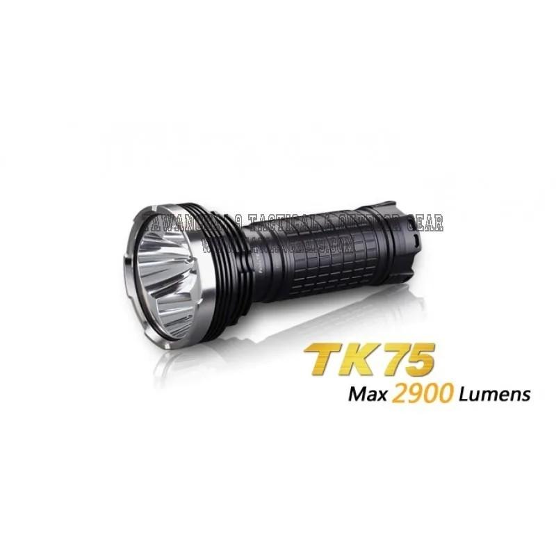 ไฟฉาย FENIX TK75 (2900 LUMENS)