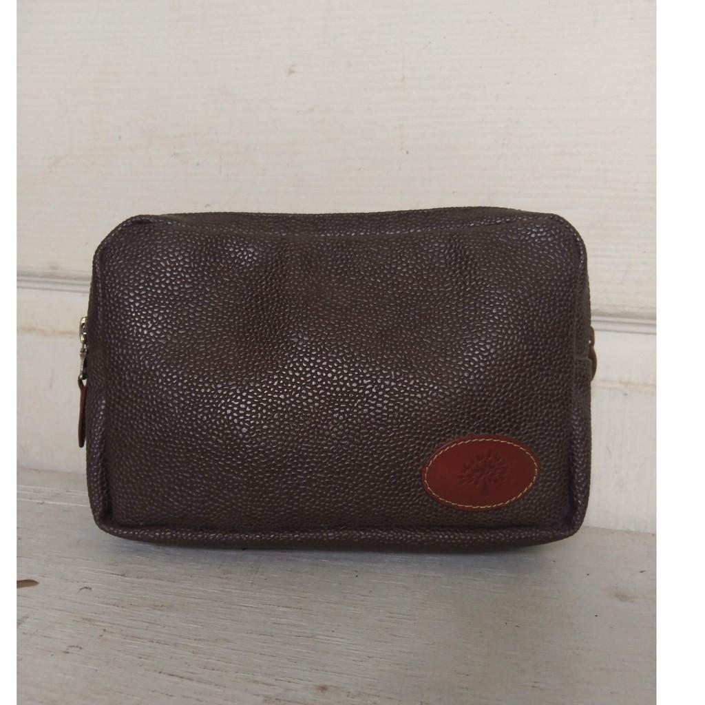Vintage Mulberry Clutch Bag
