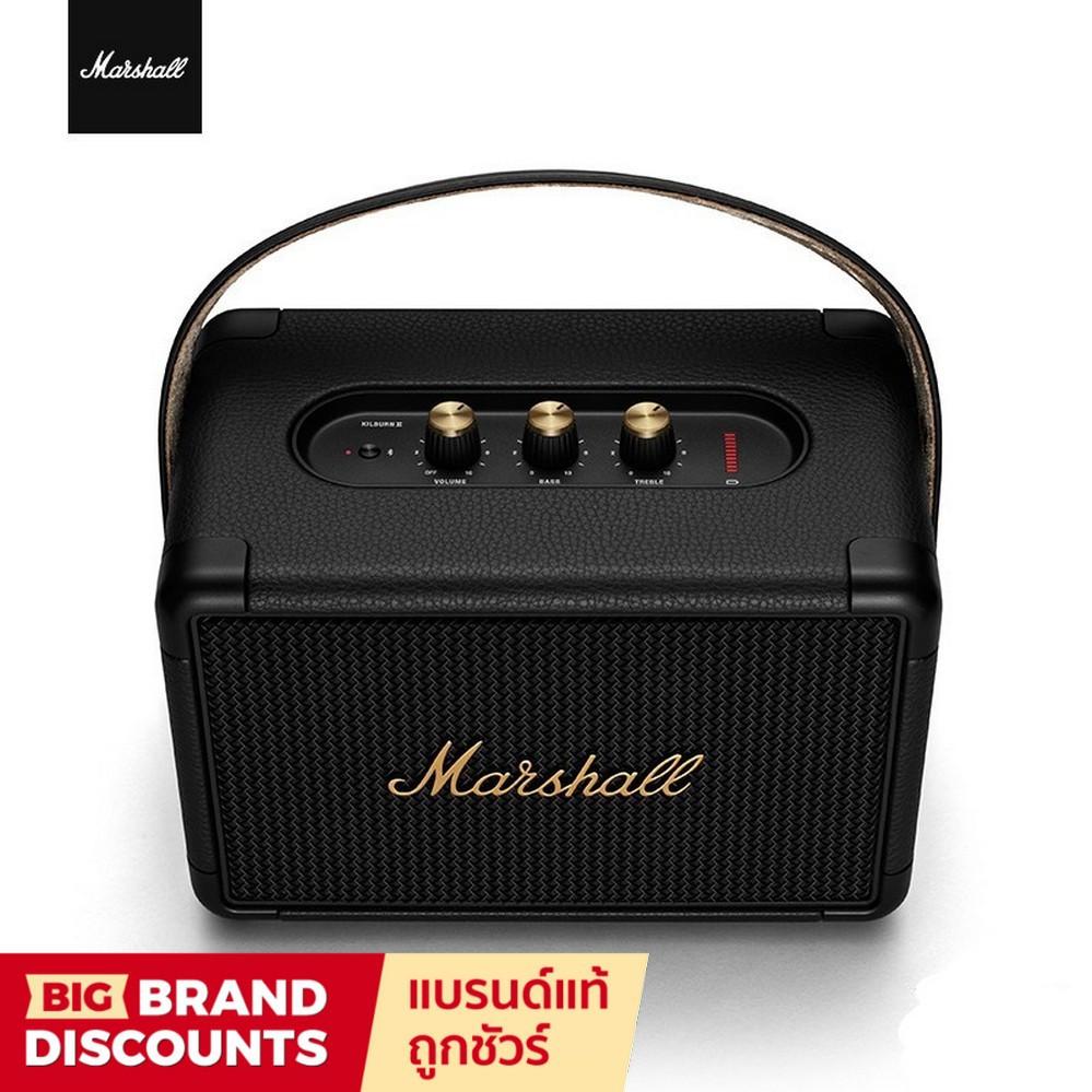 พร้อมส่ง Marshall Kilburn II Portable Bluetooth Speaker เครื่องนอก สินค้ารับประกัน 1 ปี 4613
