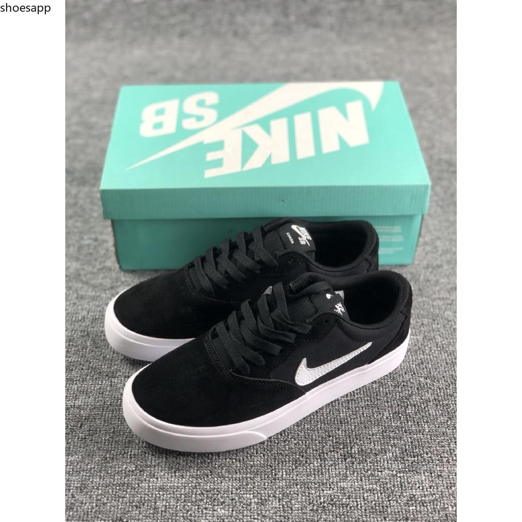 รองเท้าลำลอง Nike SB Chron Wang Yibo Nike Retro Skateboard ขนาด 36-45
