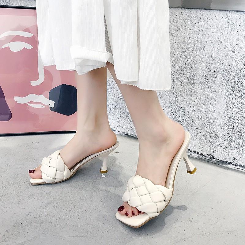 รองเท้าส้นสูง งานสวยแต่งงานสานฮิตมากปีนี้ (พร้อมส่งในไทย) 35-40