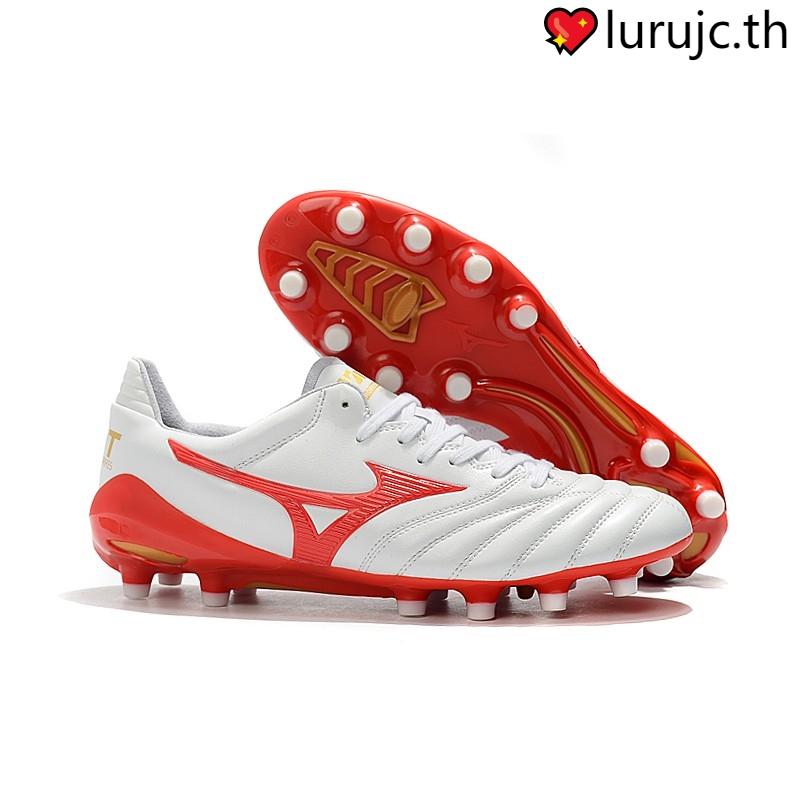 ⚽💖มิซูโน่ กีฬาและกิจกรรมกลางแจ้ง mizuno morelia neo ii made in japan รองเท้าฟุตบอล 39-45