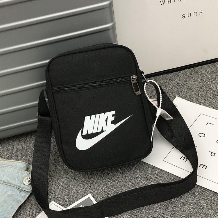 ๑🔥🔥[ของแท้ 100%] กระเป๋าแฟชั่นของแท้จาก Nike / Nike, กระเป๋าสะพายข้าง, กระเป๋าสะพาย, กระเป๋าเดินทาง