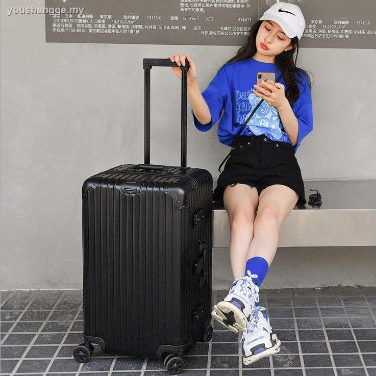 กระเป๋าเดินทางแบบมีรหัสผ่านขนาดใหญ่ 32 นิ้ว