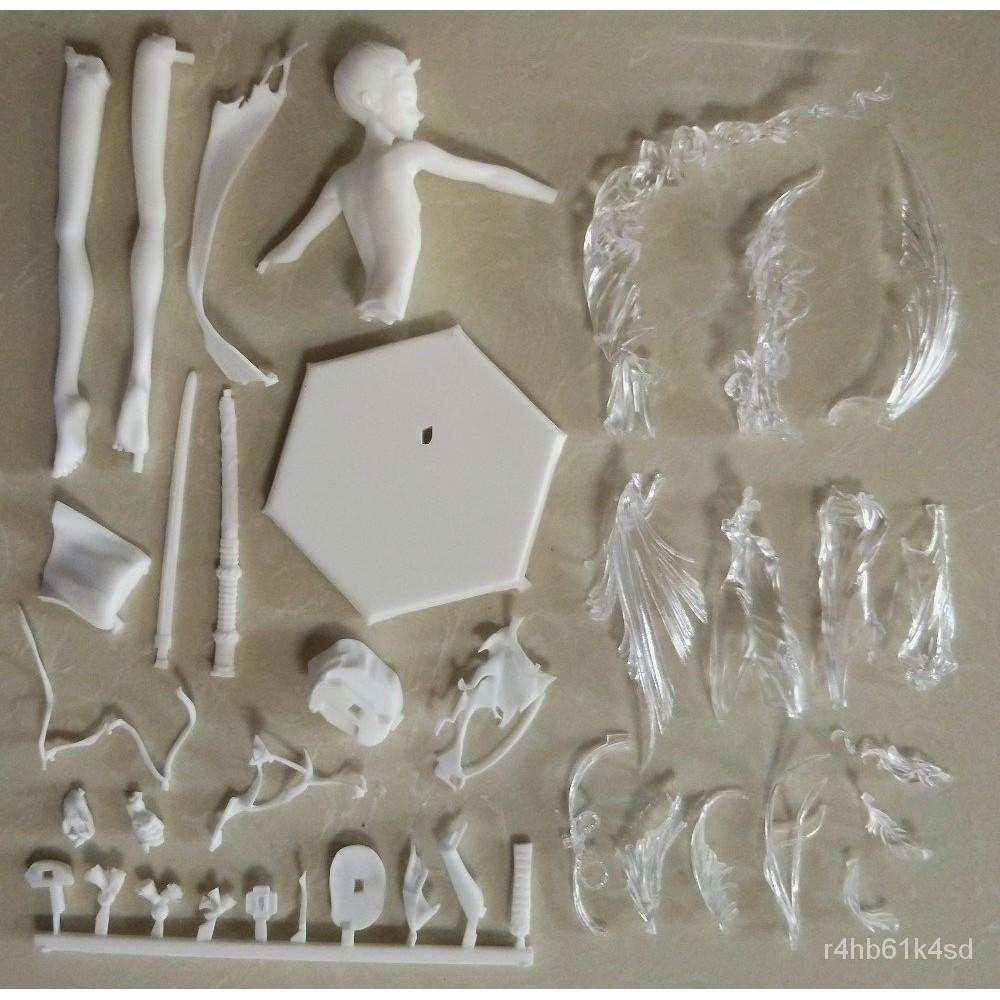 Resin Figure Kit Touken Ranbu Online Kogarasu Maru Unainted Garage Resin Kit#¥%¥# XFkS
