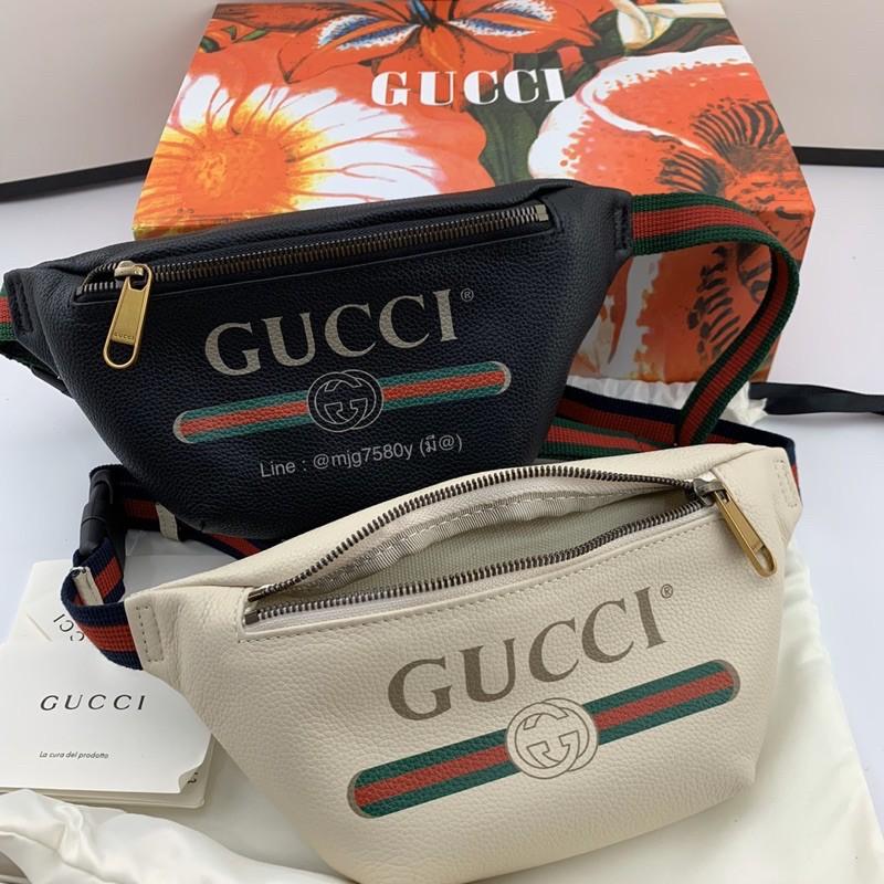 Gucci Belt Bagงานหนังแท้สวยเป๊ะ