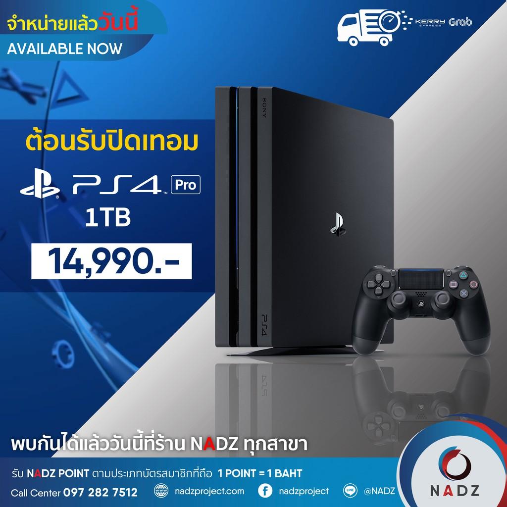 Daftar Harga Playstation 4 Pro Console 1tb Jet Black Cuh 7106b Asia Shopee Thailand