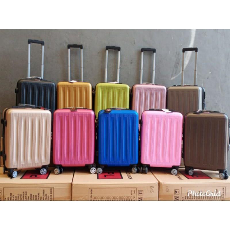 กระเป๋าเดินทางโปโลไฟเบอร์ขนาด 24 นิ้ว / กระเป๋าเดินทาง / กระเป๋าเดินทาง / ไฟเบอร์
