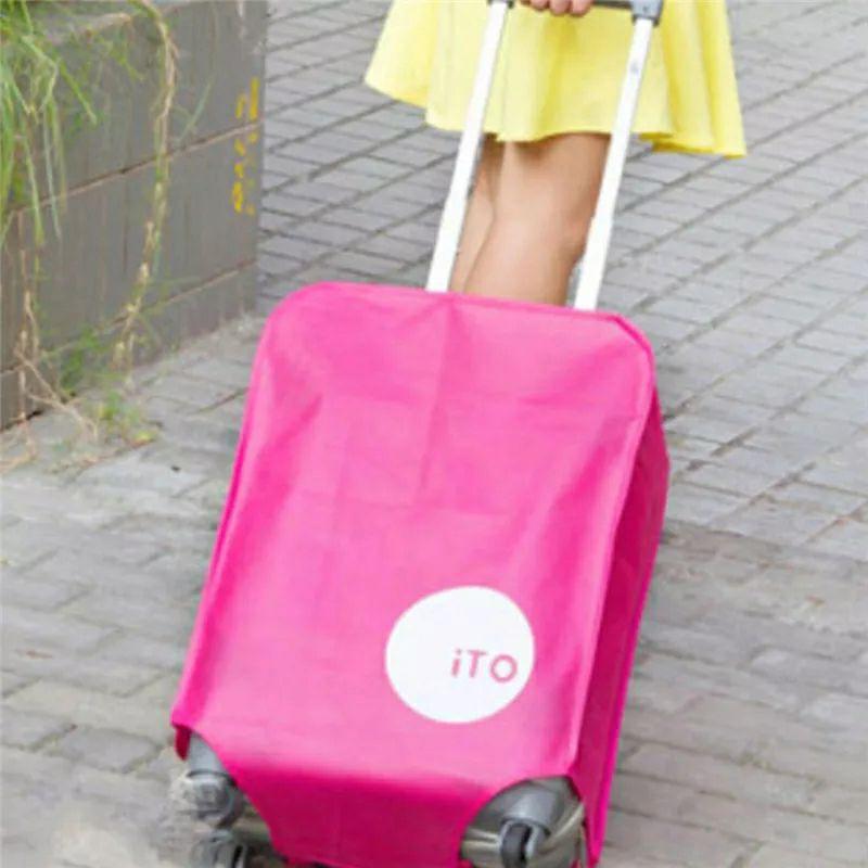 ผ้าคลุมกระเป๋าเดินทาง สำหรับกระเป๋าเดินทาง24นิ้ว