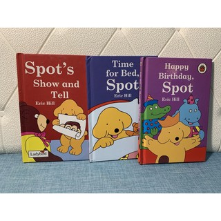 Spot's Series by Eric Hill