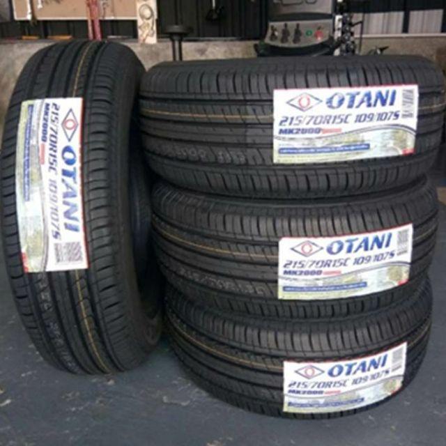 โอตานิ Otani 215/70 R15C MK2000