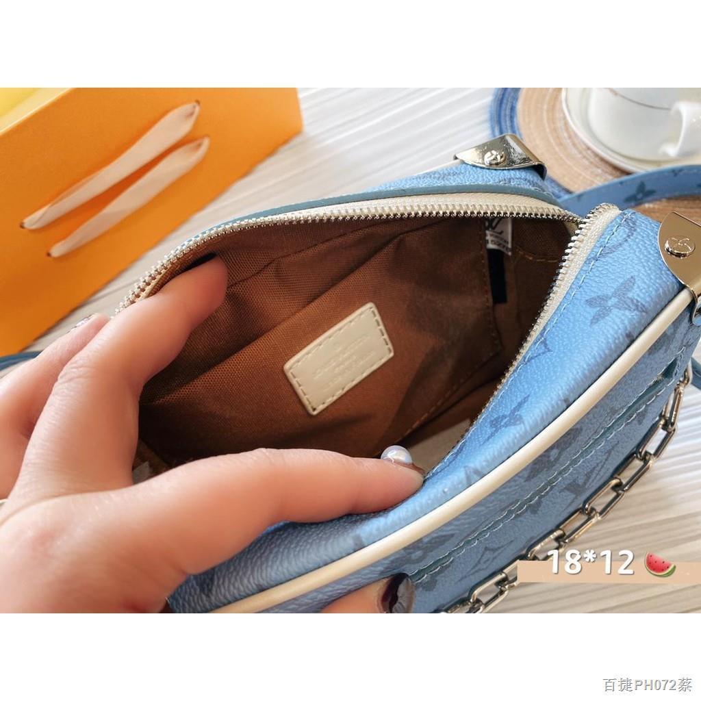 ส่วนลดจำกัดเวลา┋【Quick Shipping】lv กระเป๋ากระเป๋าเดินทางใบเล็กรุ่นใหม่ล่าสุดปี 2021 กระเป๋าสะพายข้างผู้หญิง