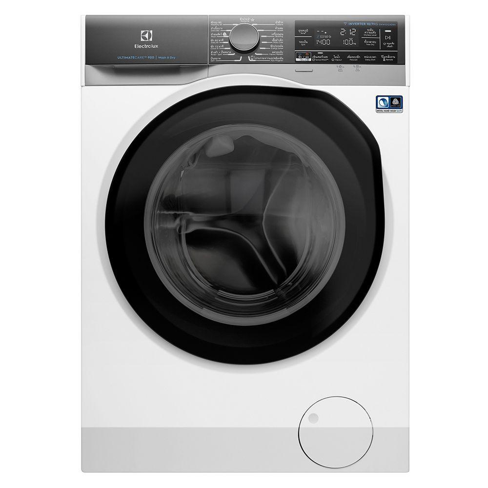 Washing machine WM&DRY ELE EWW1042AEWA 10/7KG Washing machine Electrical appliances เครื่องซักอบผ้า เครื่องซักอบ ELECTRO
