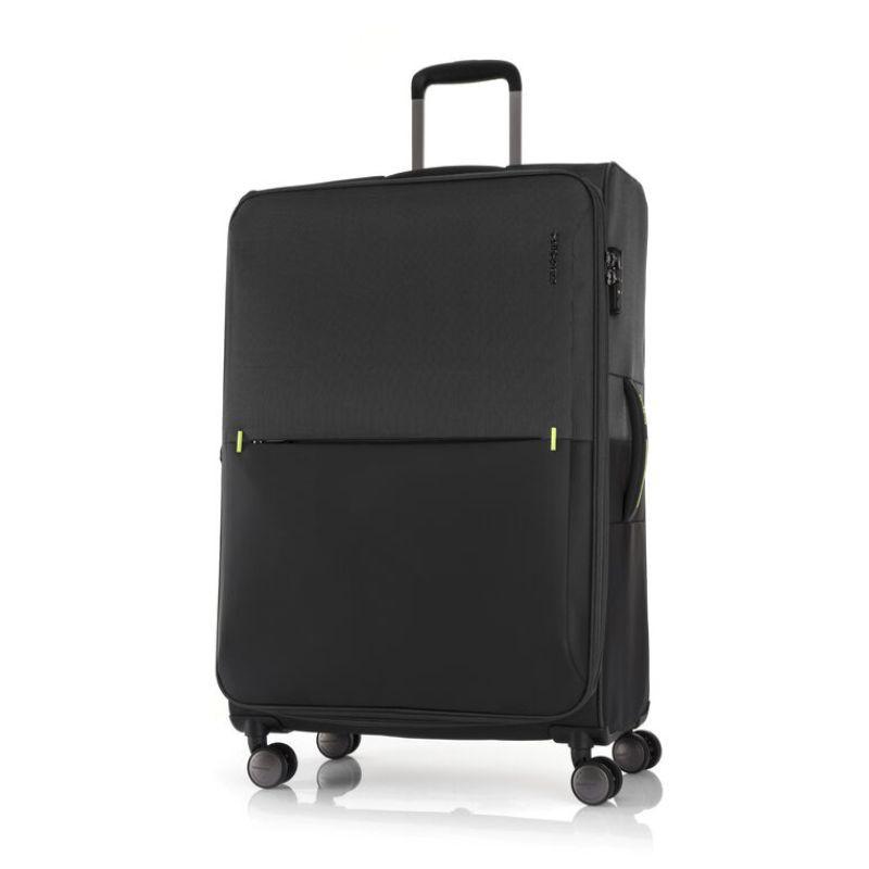 """กระเป๋าเดินทาง กระเป๋าเดินทางล้อลาก [SIZE28""""] SAMSONITE  รุ่น STRARIUM ขนาด 28 นิ้ว SOFTSID กระเป๋าล้อลาก กระเป๋าเดินทาง"""