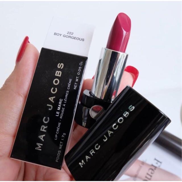 a98f003f6859 Marc Jacobs Le Marc Lip Creme 1.7g  222 Boy Gorgeous