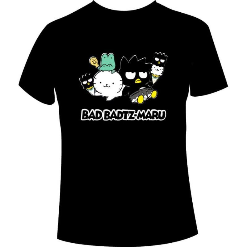 เสื้อยืด cotton100% bad badtz maru