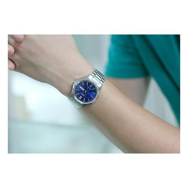 นาฬิกาข้อมือ Casio Standard นาฬิกาข้อมือผู้ชาย สายสแตนเลส รุ่น MTS-100D ของแท้ประกันศูนย์cmg  1ปี VcIK