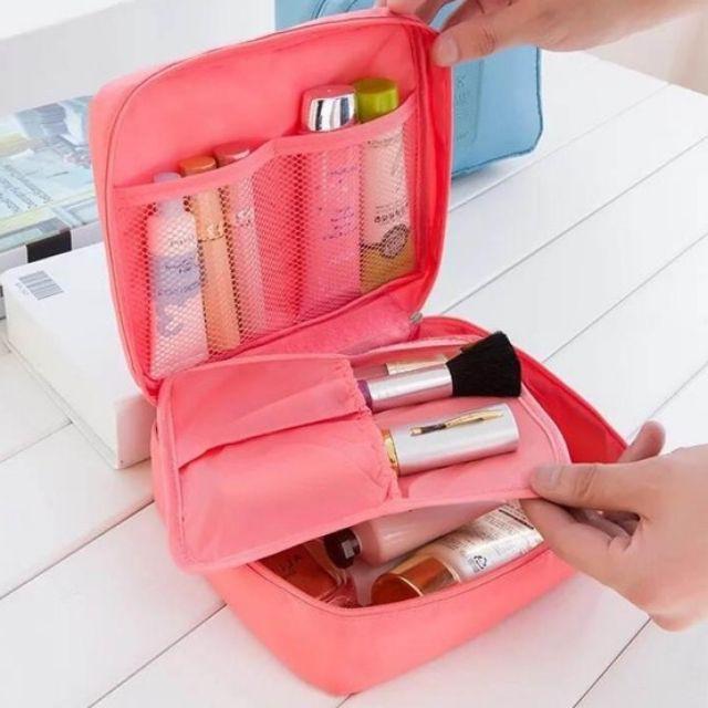 OGB กระเป๋าจัดระเบียบ กระเป๋าจัดระเบียบใบเล็ก สำหรับเดินทาง กระเป๋าเครื่องสำอาง