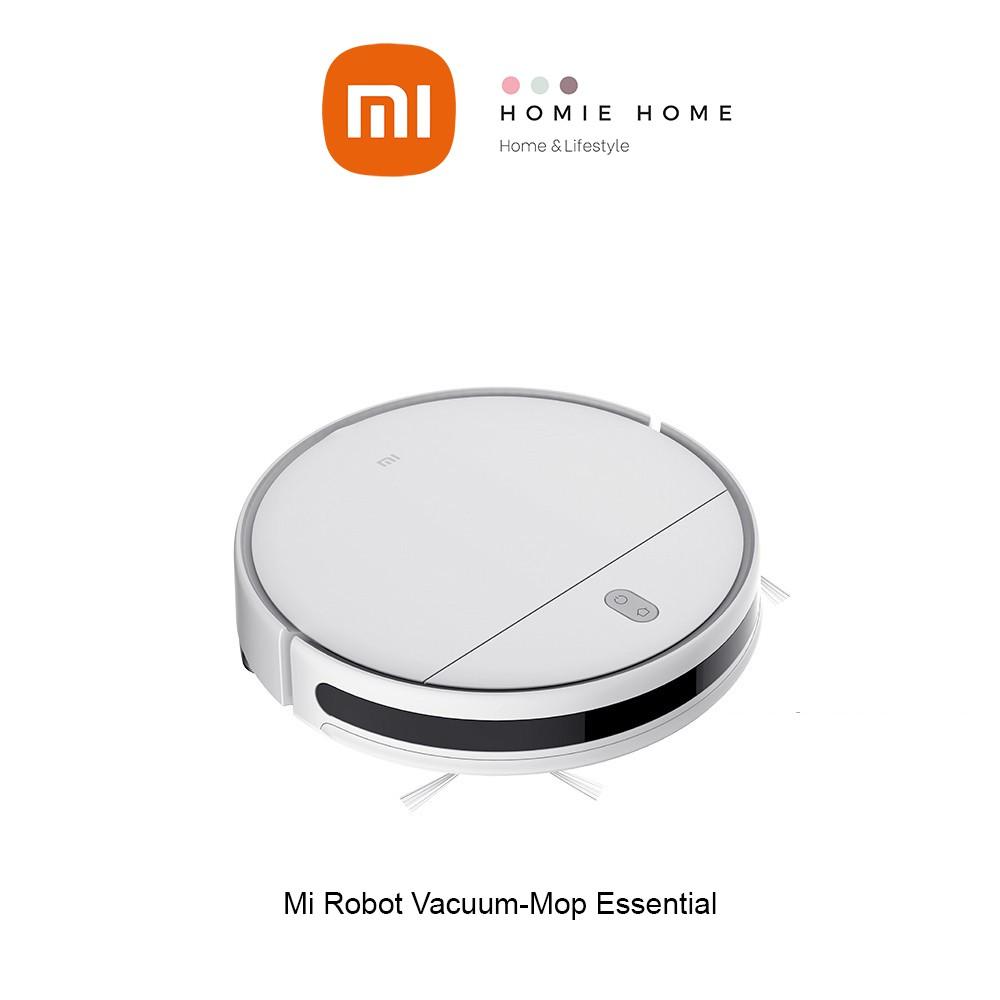 Xiaomi Mi Robot Vacuum-Mop Essential (Global Version) หุ่นยนต์ดูดฝุ่น อัตโ