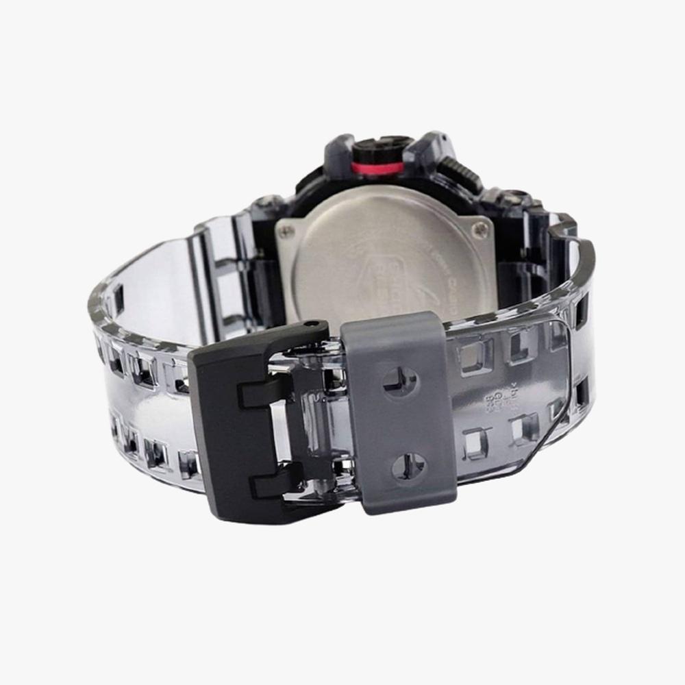 applewatch series 6✷G-Shock นาฬิกาข้อมือผู้ชาย G-Shock Special Color Black รุ่น GA-400SK-1A4DR