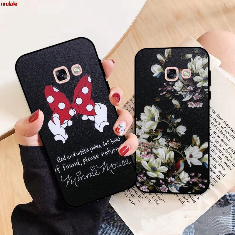 Samsung A3 A5 A6 A7 A8 A9 Pro Star Plus 2015 2016 2017 2018 HDXL Pattern-2 Silicon Case Cover