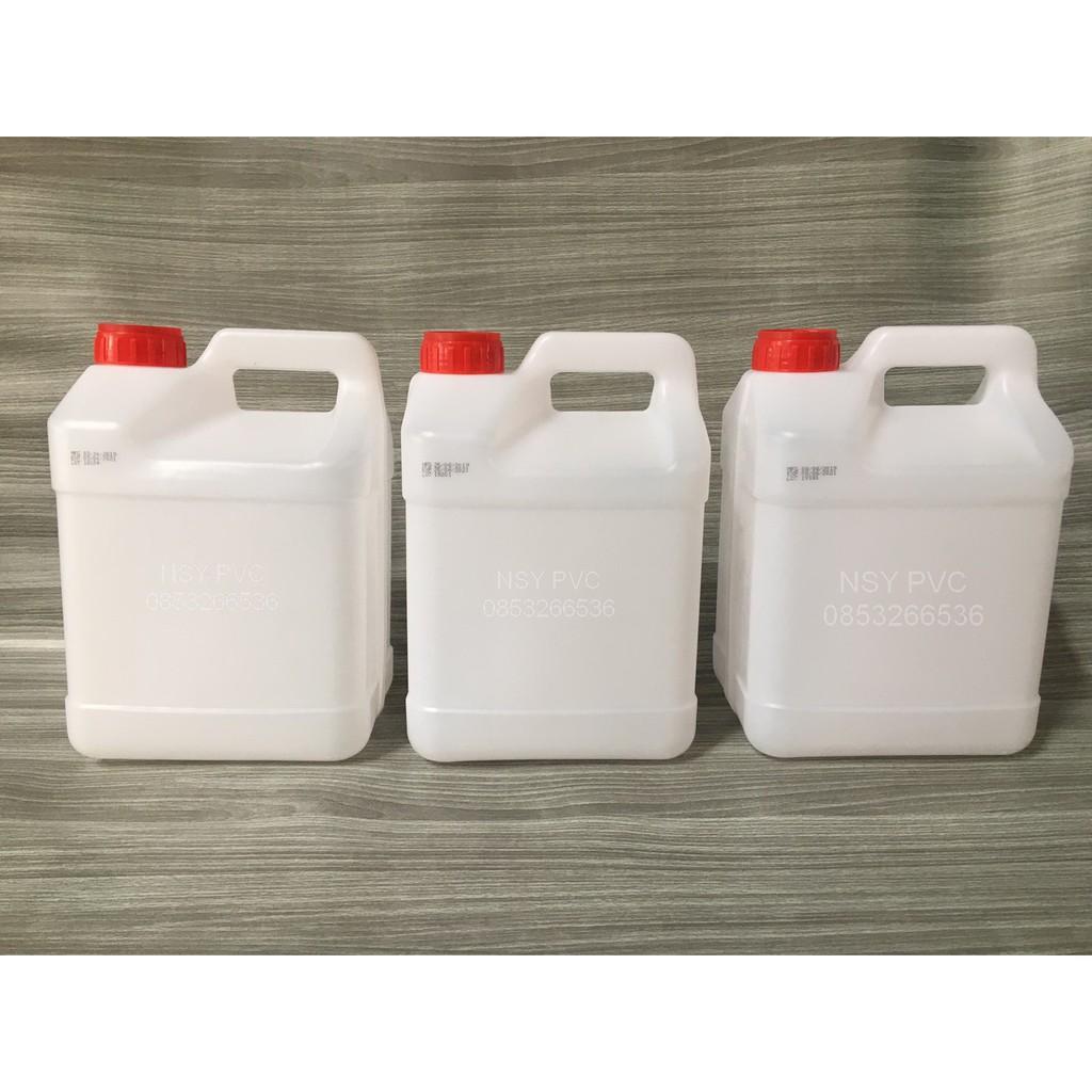 แกลลอน 6 ลิตร แกลลอนใส่น้ำ แกลลอนน้ำมัน แกลลอนน้ำยา แกลลอนน้ำจิ้ม มือ1 เกรด AAA บรรจุน้ำดื่มได้
