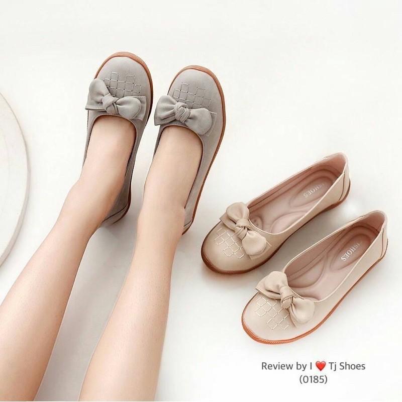 รองเท้าคัชชูเพื่อสุขภาพ 0185