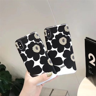 Review เคสไอโฟน iPhone 11 Pro Max iPhone X XS Max XR iPhone 6 6S Plus iPhone 7 8 Plus Creative Flower Soft Case
