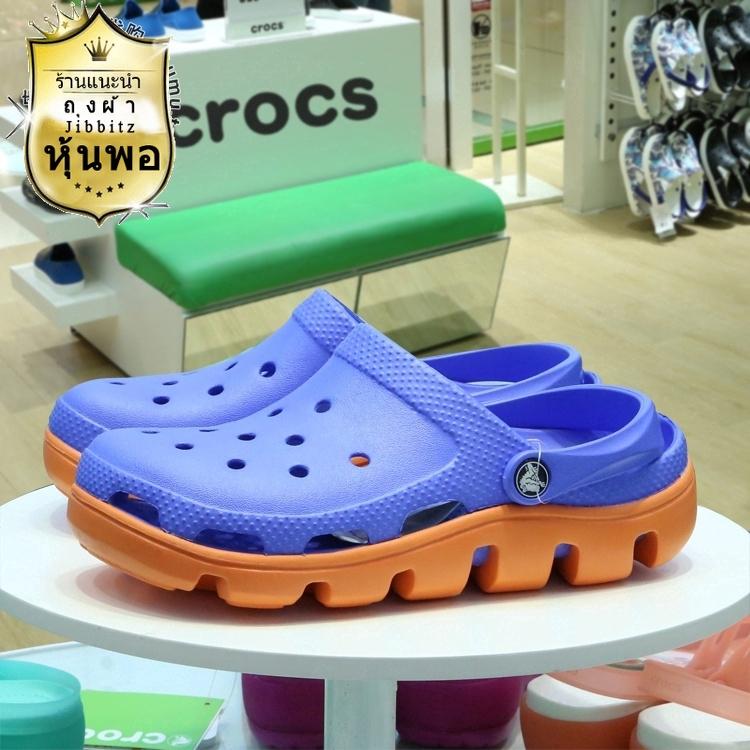 🔥รองเท้าแตะ Crocs รองเท้าหัวโต รองเท้าของแท้